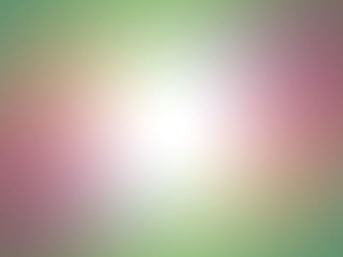 Defocused image of pink light