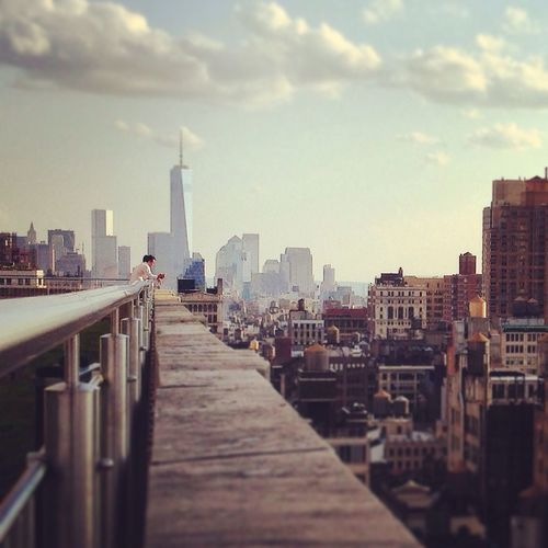 NYC Rooftop Good Conversation What Does Peace Look Like To You? The Best Of New York