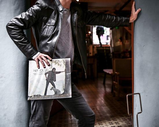 Men Streetphotography Vinyl Vinyl Records Stylish Style And Fashion Music Imitation The Street Photographer - 2017 EyeEm Awards similarity Similar Outdoors