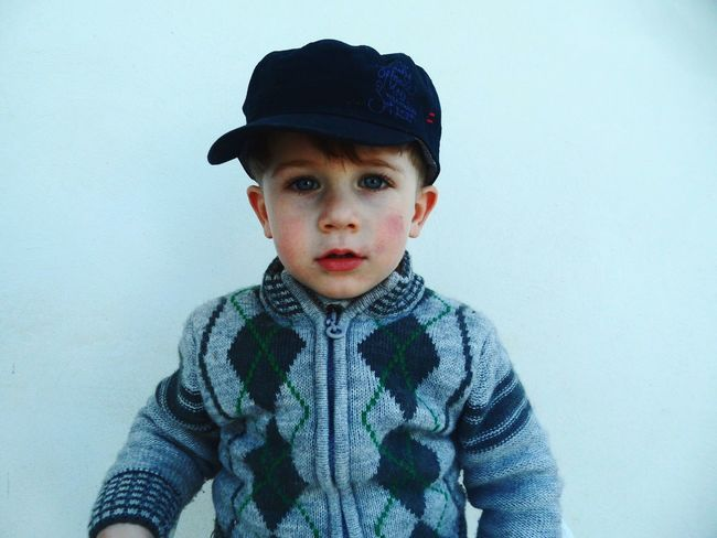 Real People One Person Childhood Front View Warm Clothing Portrait Close-up Day Child Baby Love Photo Cute Innocence Babyhood