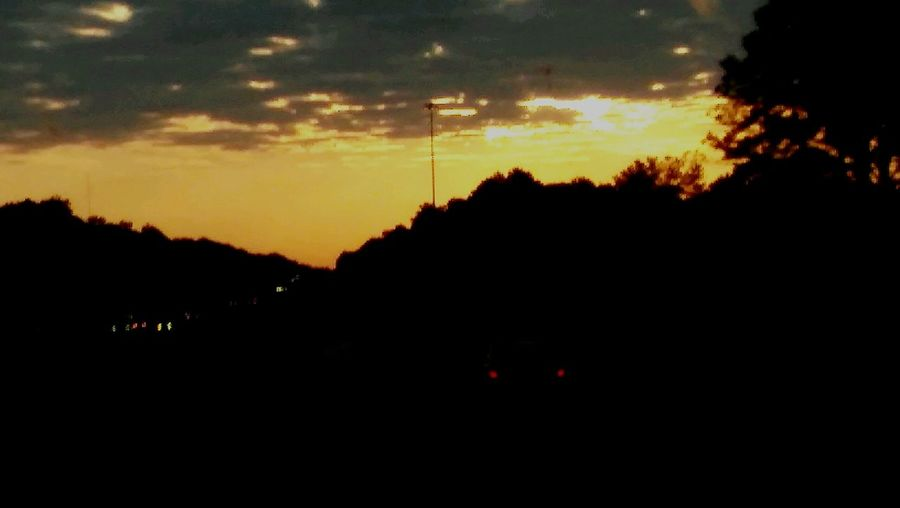 Check This Out ! Sunset in Tennesee