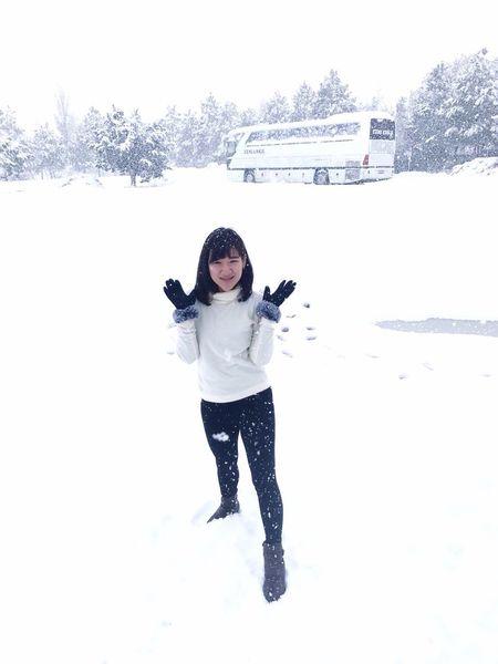 Heavy snow in Konya Snow Konya Turkey