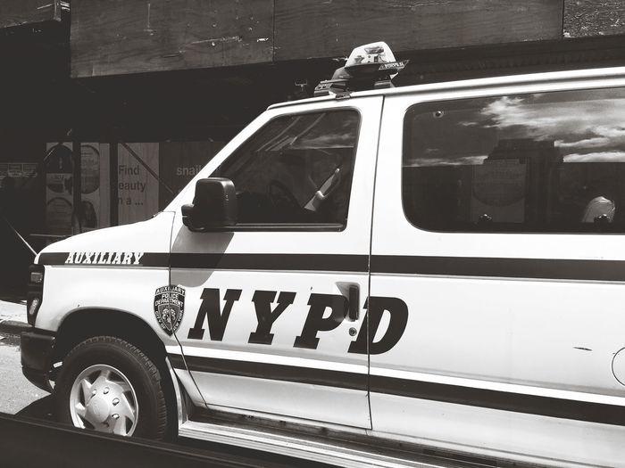 POPO .. NYPD