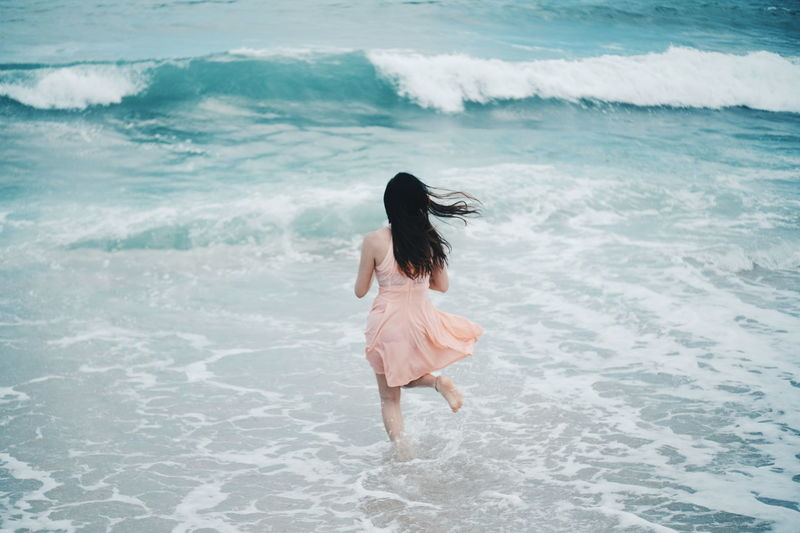 Vitamin sea Water Back Splashing Human Back Vacations Fun Summer Wave Swimming Sea Motion Beauty In Nature Photography ThemesNature Tourism Travel Destinations Beach Life Beach Walk Beach Time Beach Day Beachside Beach Holiday Beach Waves Beachlovers Beach View