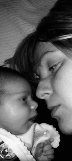 Motherhood Love Sguardi Intensi