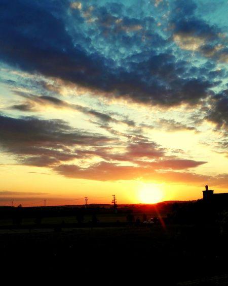 Sunset Zachód Słońca Springtime Wiosna Galosikphotigraphere GalosikFotografę