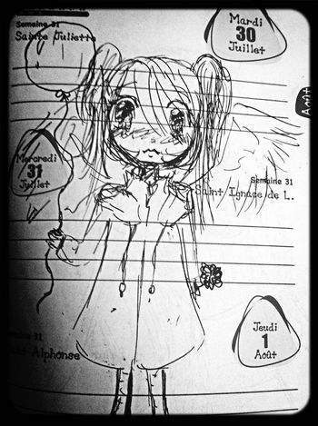 Drawing Children Draw Angel