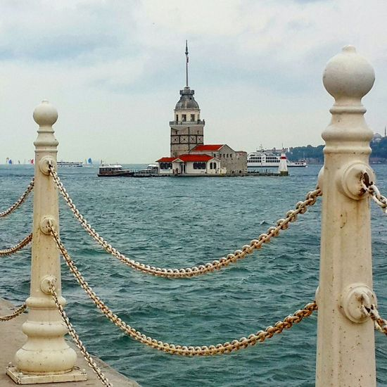 Uskudar Istanbul Turkey Istanbuldayasam Istanbul City Turkey Kizkulesi Perfect Nice Nice Day World