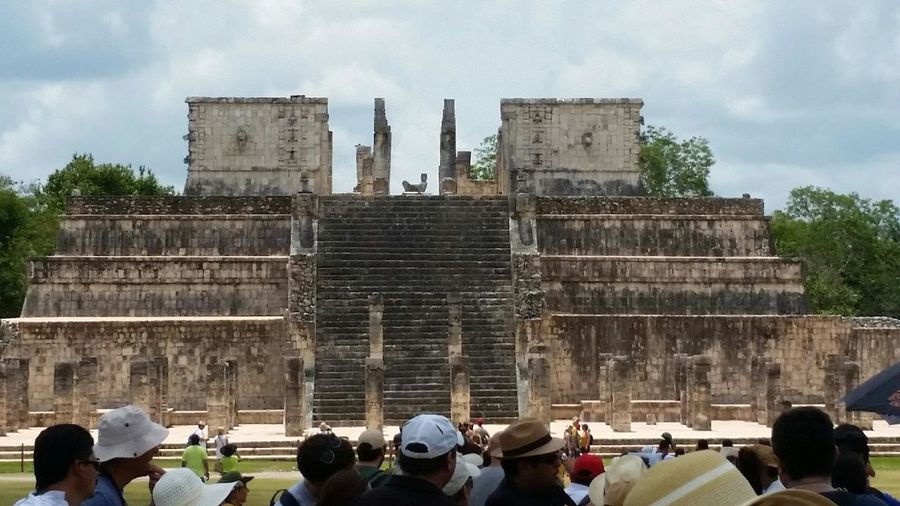 Yúcatan 7th Wonder Of World Chichen Itza Architecture Mayan Ruins Mexico