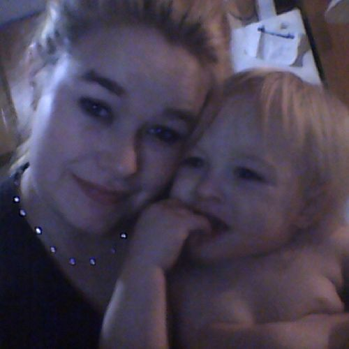 This baby is a mama boy. I wouldn't give up anything to replace this baby! He has my heart and he knows it! When I'm having a a bad day he is the to cheer me up. He keeps me on my feet al the time. I can never get school work done because he wants attention. But having a baby you have to give up a lot to take care of a baby. I love my like and I wouldn't change it for nothing. Live Love Happy Babies Baby Boys Sons Mommy Mamalife Bonding Smiles Blondes Nevergiveup KeepUp Feelloved
