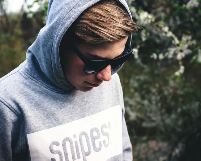 Man Human Face Hairstyle EyeEm Best Shots EyeEm Gallery EyeEmBestPics Outdoors Beauty Young Adult Nature Mood Portrait Headshot Front View Close-up Casual Clothing Sweatshirt