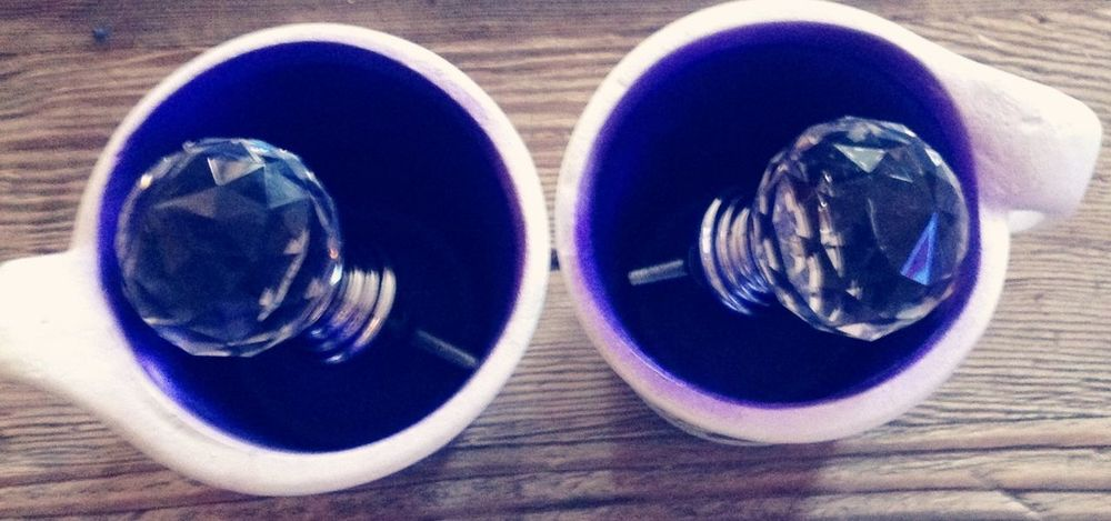 The purple cups and Cristal💎