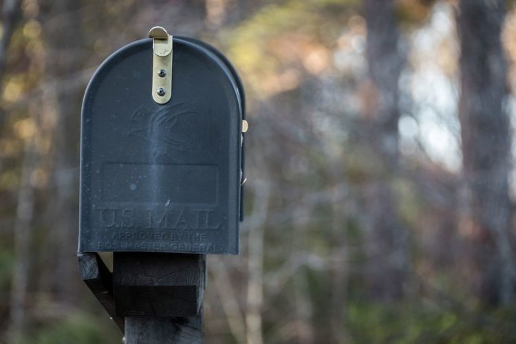Sentry. Mailbox Outdoors Day Nature Focus On Foreground Bokeh Everyday Life 365project