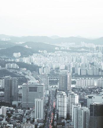 Seoulful #vante City Korea Olympus Seoul Skyline South Korea Traffic Travel Architecture Building Buildings City City Life Cityscape Landscape Olympus Inspired Olympus Om-d E-m10 Olympusinspired Sky Skyscraper Travel Destinations Urban Adventures In The City Visual Creativity