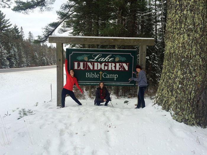 LLBC Winterfest Lake Lundgren Bible Camp Snow Winter Snow Sports Snow Sports