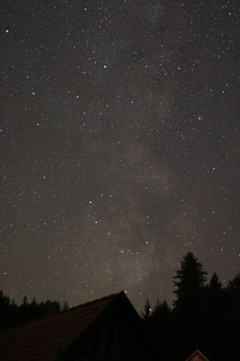 Astronomy Beauty In Nature Canon 750d Galaxy Low Angle View Myownphotography Nature Night No People Outdoors Scenics Sky Space Exploration Star - Space