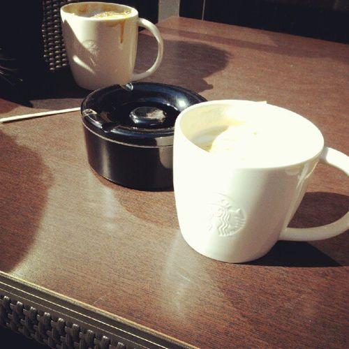 Coffee + guylove