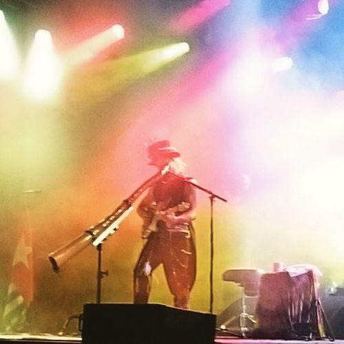That's how you finish a festival. Xavierrudd Splendourinthegrass Theman ✌