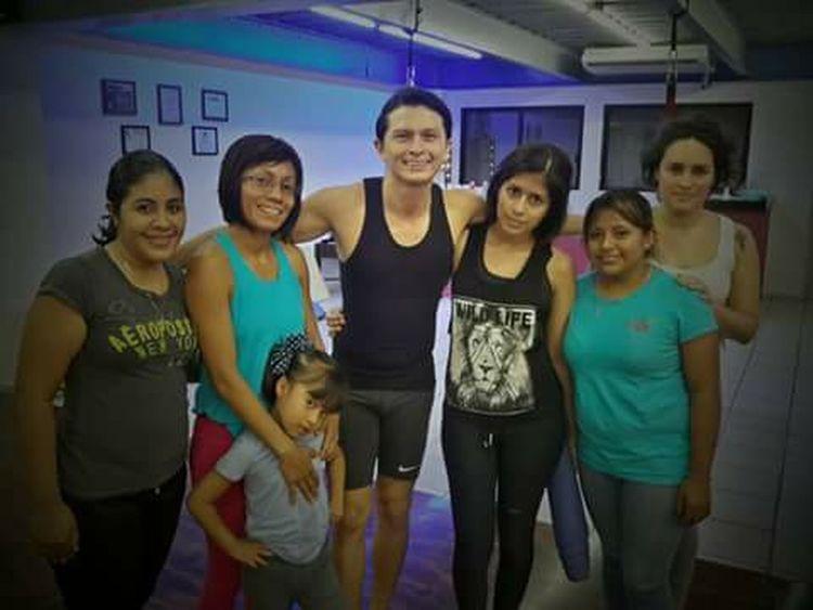 Poweryoga para finalizar la semana en el Gym Gym Gym Training Time Veracruz Veracruz, México Boca Del Rio Veracruz