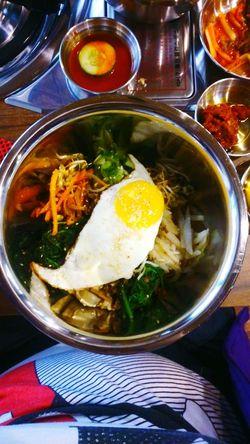 Korean Restaurant Bibimbap 비빔밥