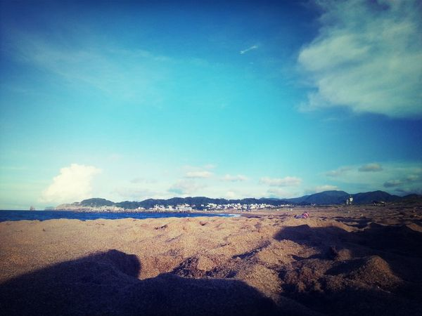 北海岸的希臘 Enjoying The Sun
