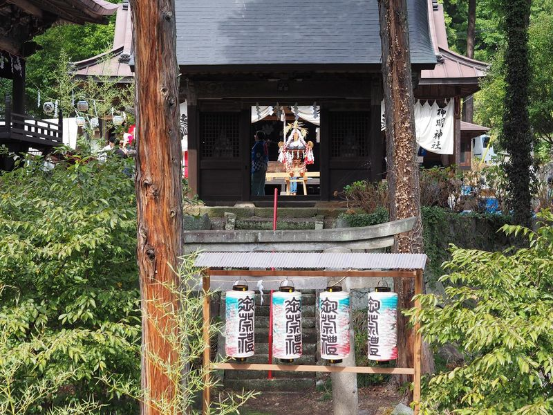 Japanese festival Architecture Built Structure Outdoors Day Spirituality Festival Japanese Feastival