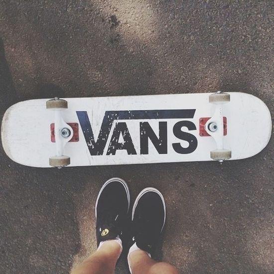 Skate Vans Beautiful Happiness ??