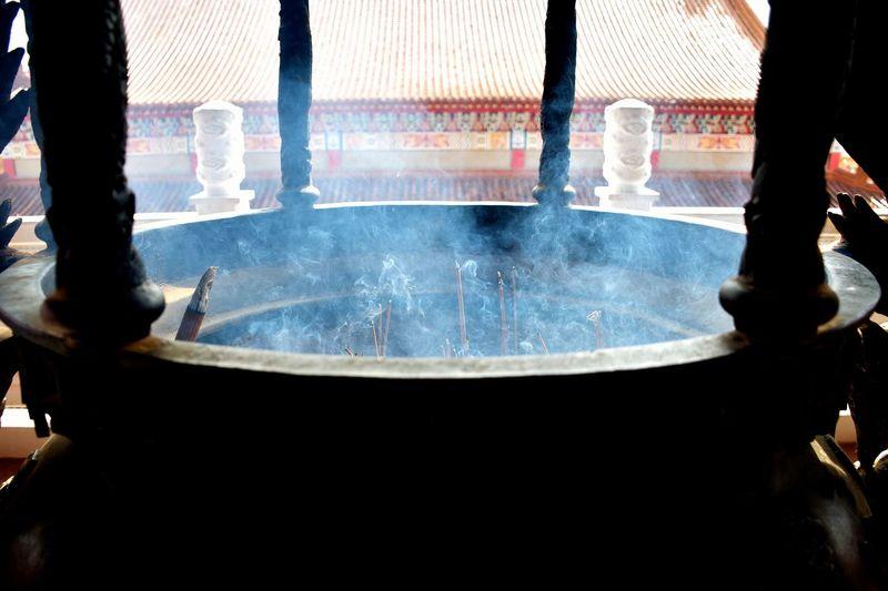 香火 香爐 廟宇 古蹟 媽祖 Indoors  Ice Rink Cold Temperature Close-up Winter No People Day