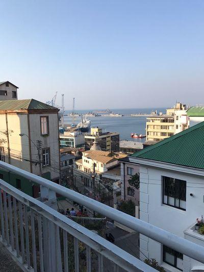 Valparaíso, puerto