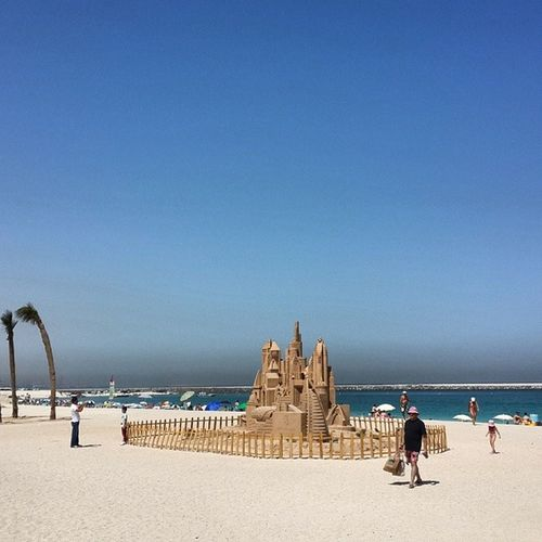 Dubai The_walk_JBR Jumeirah Jumeirah_beach Beach Holiday Summer Sun Sand Sea Sandy UAE