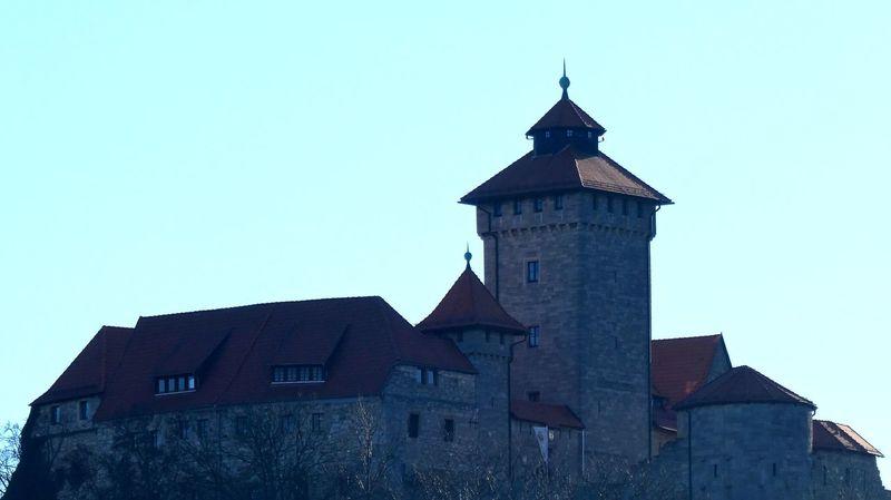 Architecture Building Exterior Built Structure Burg Burgturm Castle Clock Tower Dreigleichen No People Outdoors Sky Thuringen Thüringen Erleben Thüringen_entdecken Thüringenentdecken Tower Wachsenburg