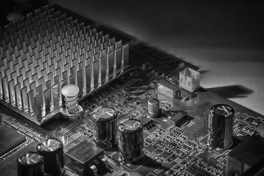 Close Up Technology Close-up Computer Chip Computer Part Electronics  Macro Macro Photography Makro Makro Photography