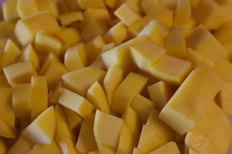 Freshness Mango Fresh Cut Perfection