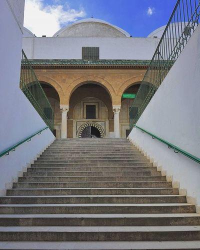 Wwim13 Tunisian IgersTunisia Medina Tunis Wwim13Tunisia Carthagina Mosque Dome جامع محمد باي ... المعروف بجامع سيدي محرز :)