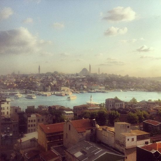 Istanbul view :-)