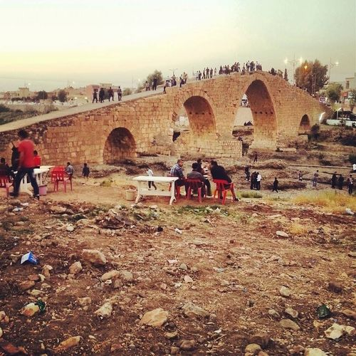 Hello World Enjoying Life Don't Jump Sunrise #kurdistan#zaxo
