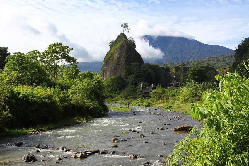 Bukittinggi Landscape Mountain Nature Ngaraisianok Outdoors Sumatera Barat Water First Eyeem Photo