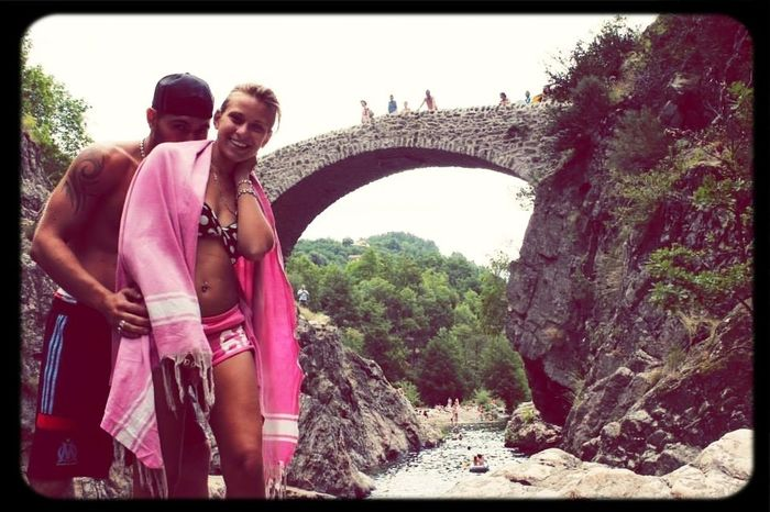 Le Pont Du Diable Ardeche Fiancailles