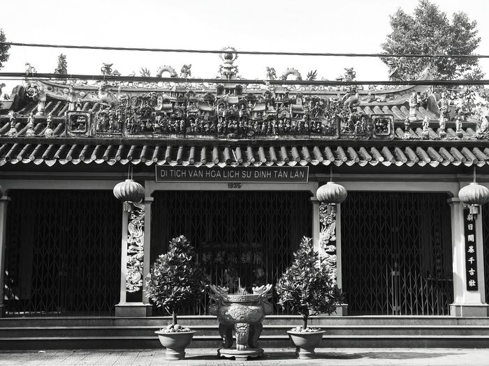 Tan Lan pagoda. Day Outdoors Architecture No People Travel Built Structure Building Exterior Pagoda; Day