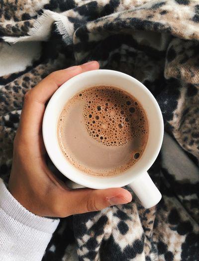 Staying warm ☕️