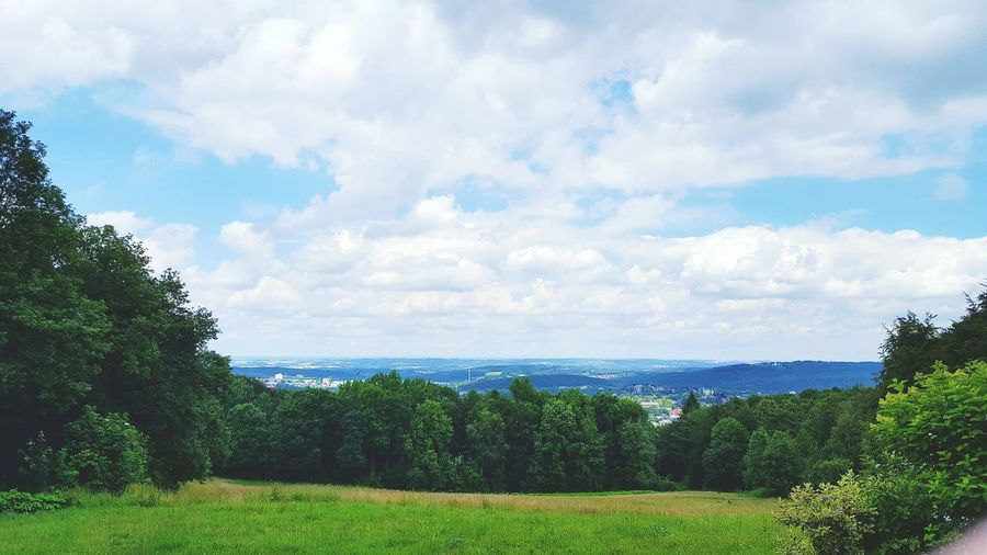 Sauerland Landscapes Blue Sky Real Time Perfectnature Atmosphere Nature_perfection Landscape_Collection EyeEm Gallery Nature Naturelovers Nature_collection Clouds And Sky Nature On Your Doorstep Nature Photography Showing Perfection