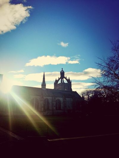 Goodmorning King's College University Of Aberdeen Cramming For Exams