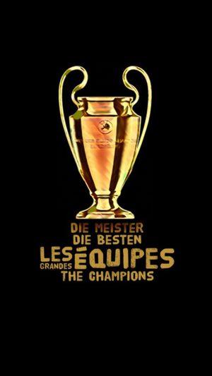 My uefa championn league design Uefachampionsleague Ueafa Graphic Design Gold Colored
