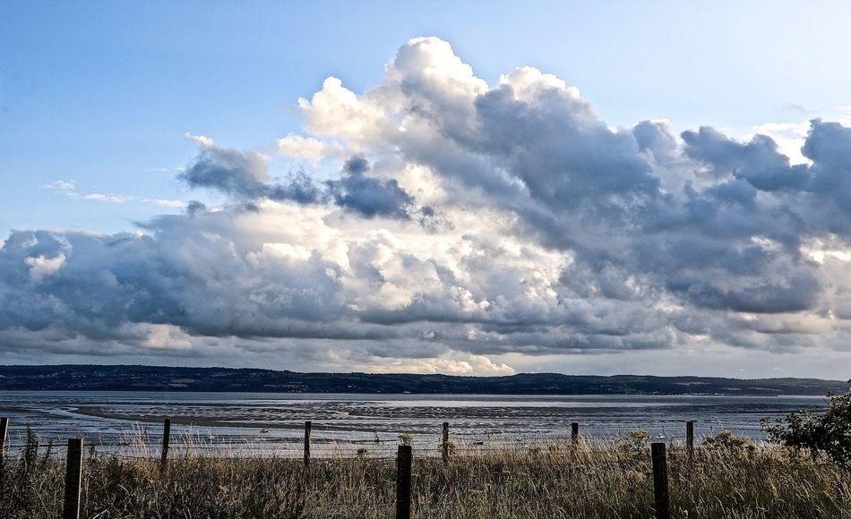 Beauty In Nature Cloud - Sky England Nature Scenics Sky Tranquil Scene Tranquility Water Wirralcountrypark