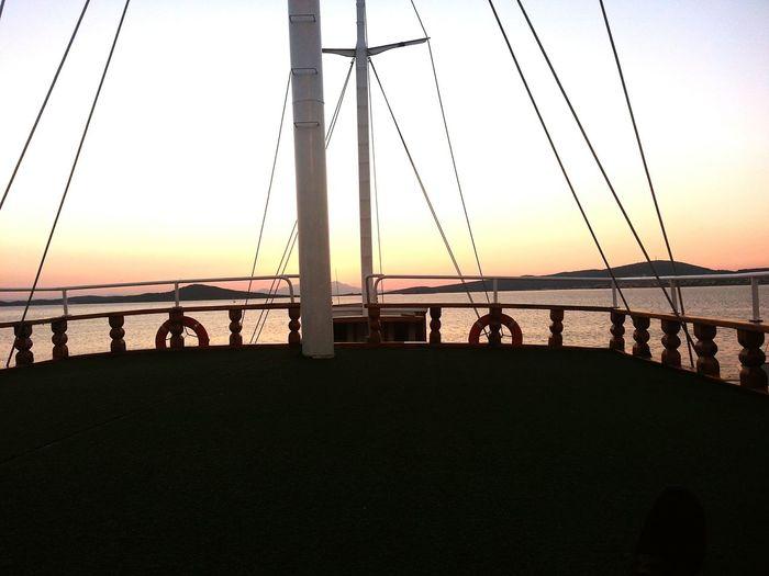 Sunset Hello World Relaxing Enjoying Life Travelling Hi! Aegean Sea Ayvalik Turkey Naturelovers