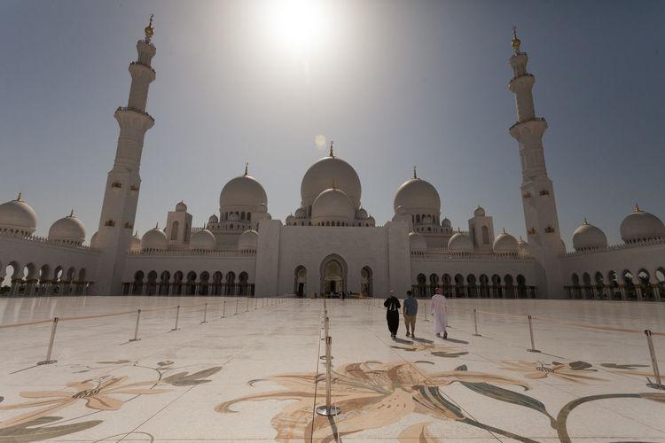 Abu Dhabi ASIA