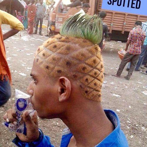 Chutiyapa pineapple seriously??? Fucktard why why on earth??? 😢😢😢