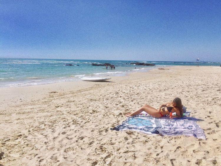 חוף מכמורת לא מה שחשבתם