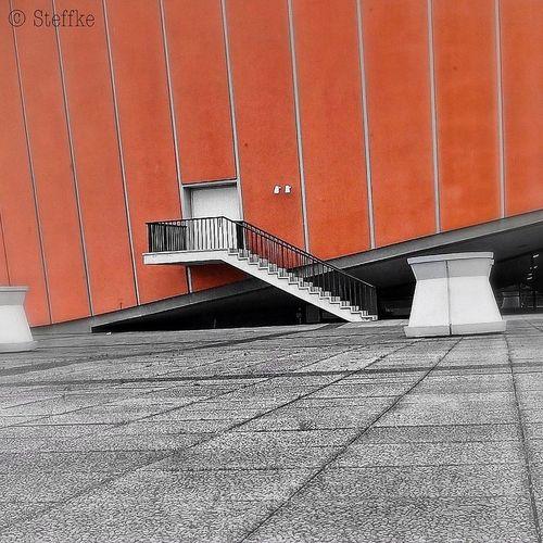 world need more orange HdKdW Colorsplash EyeEm Best Shots - Black + White Urban Landscape