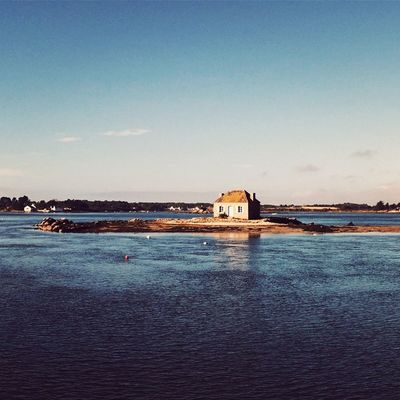 le fameux îlot Saint-Cado Morbihan Bretagne The Traveler - 2015 EyeEm Awards